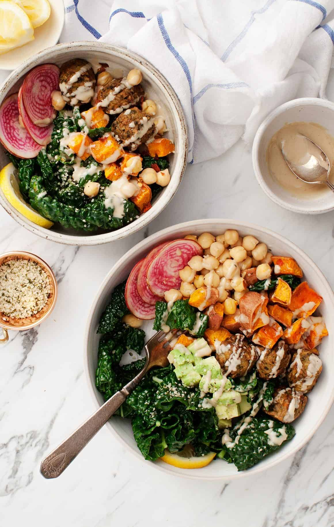 Easy Power Lunch Bowls