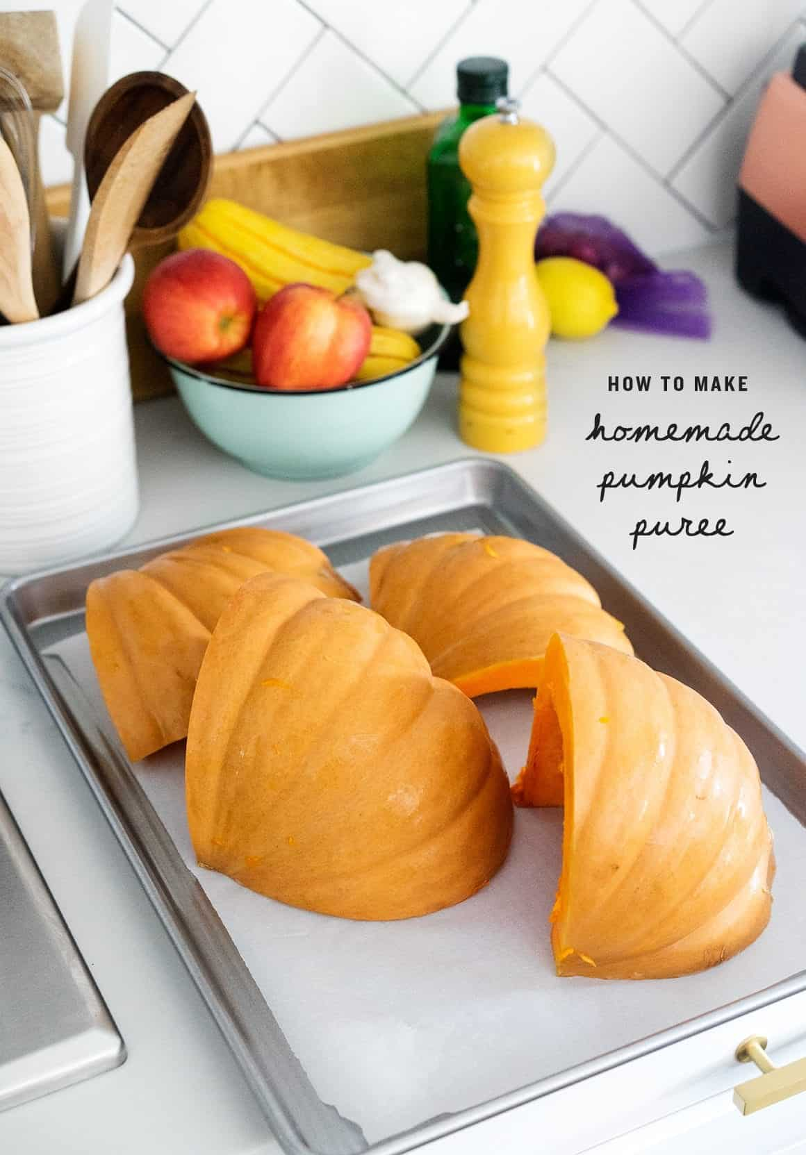 Homemade Pumpkin Puree Hifow Quick Easy Recipes